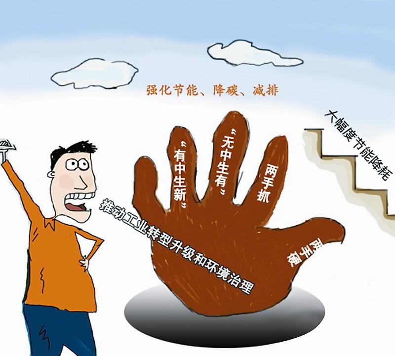 国产业转型升级和结构调整
