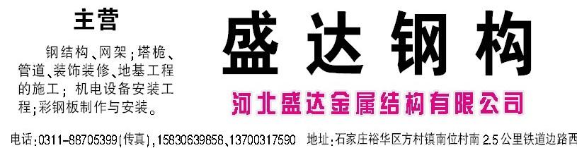盛达铁塔logo