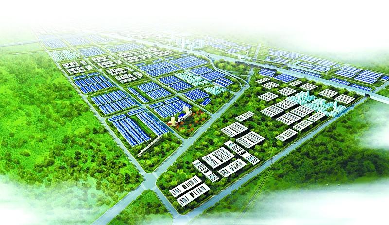 昔日的建材市场正在被全新的中国北方现代物流城轰轰