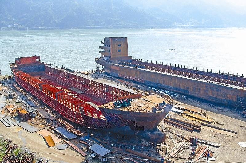 船舶工业:亟待调整产业结构